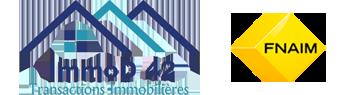 Logo ImmoD42