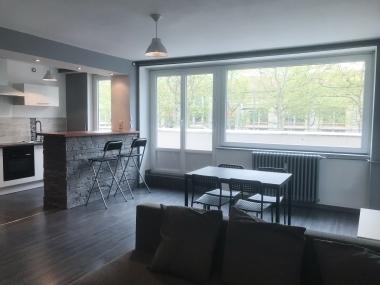 photo du bien immobilier LOCATION meublé - Cours Fauriel - 60m²